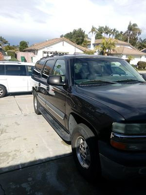 2003 Chevy Suburban, runs great for Sale in Carlsbad, CA
