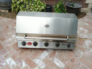 Bull Brahma stainless steel BBQ grill for Sale in Tustin, CA