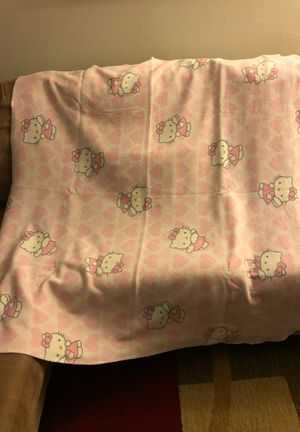Hello kitty throw for Sale in Chula Vista, CA