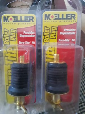 Bailer plugs for Sale in Marietta, PA
