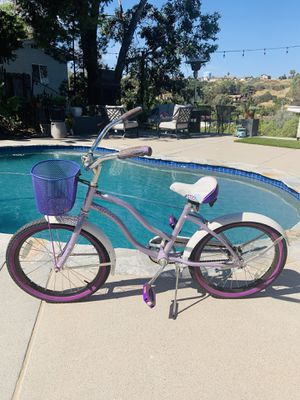 Huffy Overland 20 inch Girls Cruiser Bike for Sale in Bonita, CA