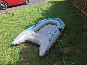 Coleman 2 person or 435 lbs inflatable boat for Sale in Riverhead, NY