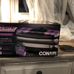 Conair Xtreme Instant heat Super Jumbo Rollers for Sale in Brookhaven, PA