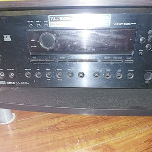 Onkyo TX Zach Certified Audio-video Receiver TX Sr702 for Sale in Batavia, OH