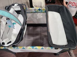Bassinet/play yard/changing table for Sale in Westminster, CO