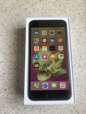 6 Plus 64GB) iPhone 6 Plus 64GB AT&T Cricket or any AT&T Prepaid for Sale in Hacienda Heights, CA