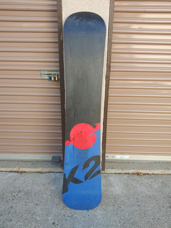 Snowboards only $50 each k2 Burton $90 for both