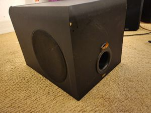 Klipsch ProMedia 2.1 for Sale in Fort Lauderdale, FL