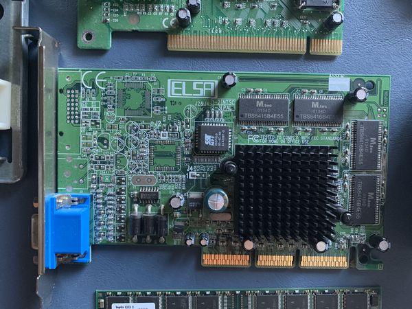 Lot of 2000-2007ish pc parts