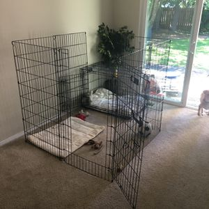 4' X 4' Dog Cage for Sale in Kirkland, WA
