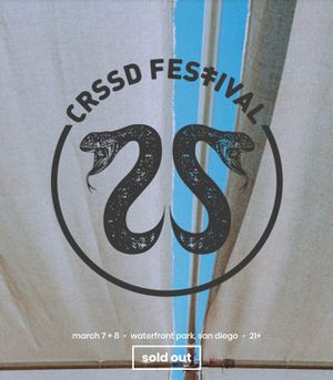 2-Day Pass for CRSSD Festival for Sale in West Hollywood, CA