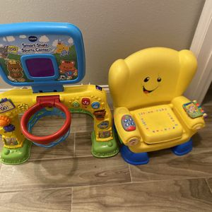 Kids Vtech Soccer And Learning Chair for Sale in Orlando, FL