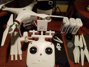 DJI Phantom 3 standard (Drone) for Sale in Florissant, MO