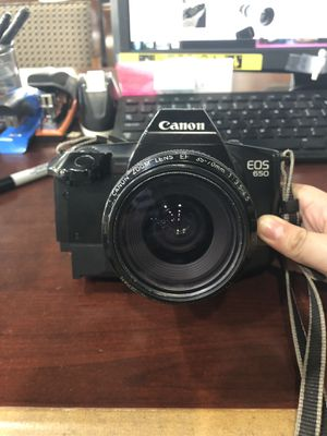 Canon EOS 650 Film Camera for Sale in Santa Ana, CA