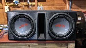 """12"""" Alpine Type R subs and ported box for Sale in Parma, OH"""
