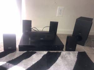 Sony home theatre system for Sale in Manassas, VA