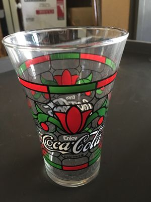 Coca Cola glass for Sale in Martinez, CA