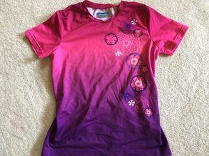 Like new girls medium girls bike jersey for Sale in Potomac, MD