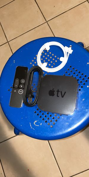 Apple TV 4K 64GB for Sale in Stockton, CA