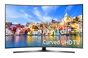 """49"""" Samsung 4k curved 120 motion for Sale in Bloomington, CA"""