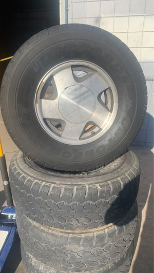 Chevy six lug for Sale in Fresno, CA