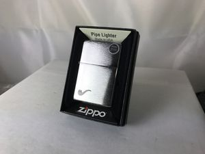 Zippo Pipe Lighter, Classic Brushed Chrome, Genuine Windproof Lighter #200PL for Sale in Lutz, FL