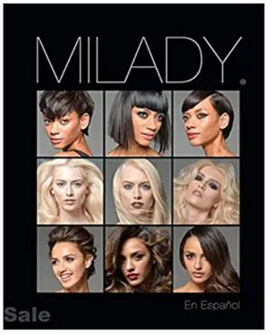 Mileydi book for Cosmetology for Sale in Miami, FL
