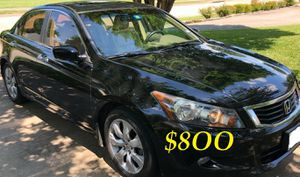 ✅✅👉💲8OO URGENT I sell my family car 🔥🔥2OO9 Honda Accord Sedan V6 EX-L power start Runs and drives very smooth.🟢🟢 for Sale in Anaheim, CA