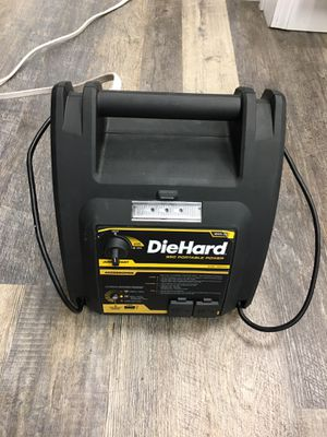 DieHard Gold Portable Power 950 Portable Jump Starter and Inflator for Sale in Lynn, MA