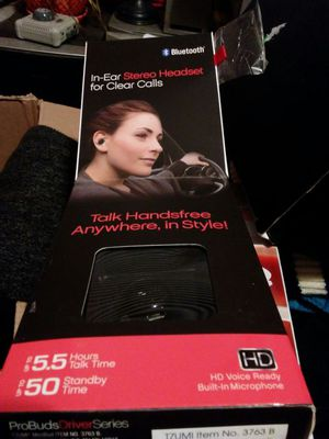 Hands free micro earpiece for Sale in Bay City, MI