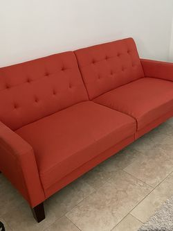 Better Homes and Gardens Porter FabricTufted Futon for Sale in Hialeah,  FL