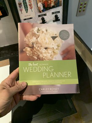 Wedding planning book for Sale in Owings Mills, MD