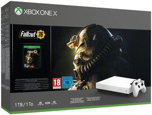 Xbox one X White 1tb for Sale in Miami, FL