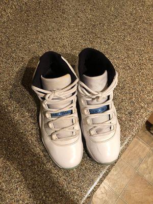 Jordan 11 Legend Blues Size 11 US for Sale in Las Vegas, NV