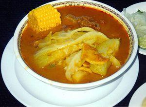 Rica sopa de pata o mondongo al estilo salvadoreño for Sale in Manassas, VA