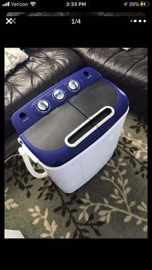 Twin Tub Washing Machine (13lb capacity) for Sale in San Diego, CA