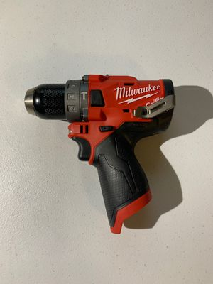 Milwaukee hammer drill m12 brushless (only tool) for Sale in University Place, WA