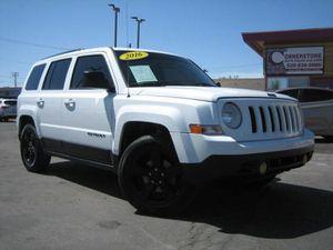 2015 Jeep Patriot for Sale in Tucson, AZ