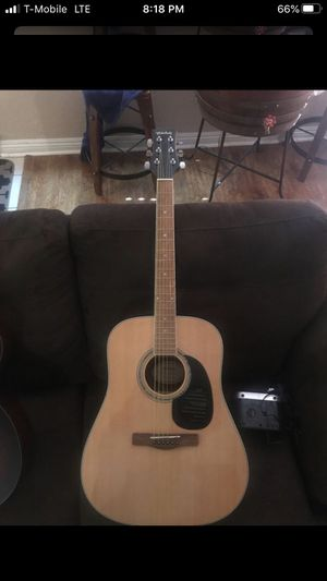 Mitchell acoustic guitar D120(with 2 year guitar center warranty!!) for Sale in Walnut, CA