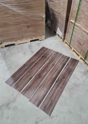Luxury vinyl flooring!!! Only .65 cents a sq ft!! Liquidation close out! RRGO8 for Sale in Maxwell, TX