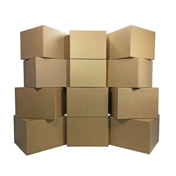 Boxes of all sizes like new. Very strong
