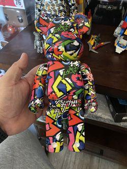 Fantasista Utamaro × BEARBRICK! A Unique BEARBRICK Produced by Tokyo Otaku Mode Bear Brick for Sale in West Sacramento,  CA