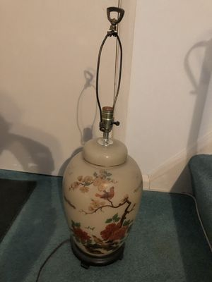 Antique lamp for Sale in Baltimore, MD