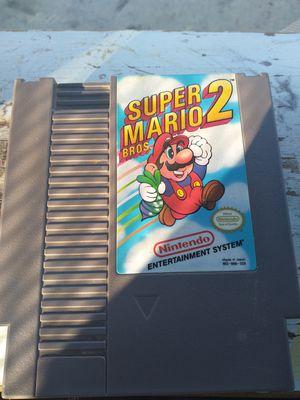 Mario Bros 2 for Sale in San Antonio, TX