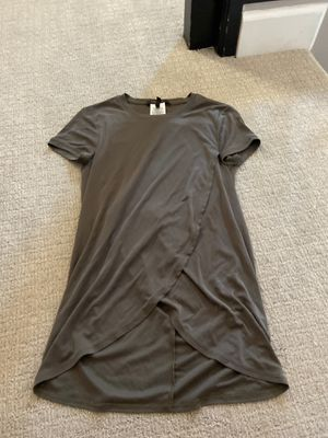 Dark Green tee shirt dress for Sale in Scottsdale, AZ