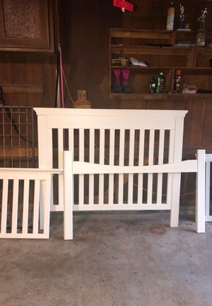 White baby crib for Sale in Humble, TX