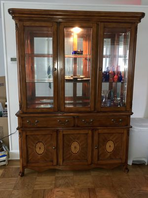 Handmade, Real Wood Cabinet for Sale in Milford Mill, MD