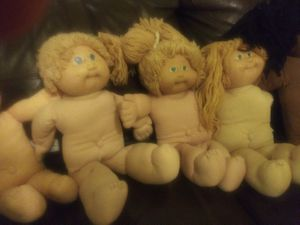 Vintage collectible dolls for Sale in Auburndale, FL