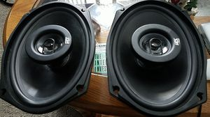 MYX audio 6x9 car speakers for Sale in Clairton, PA