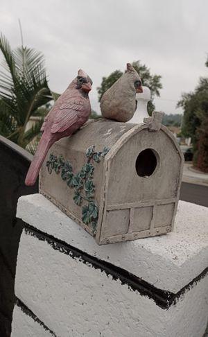 Birdhouse Garden Decor for Sale in City of Industry, CA